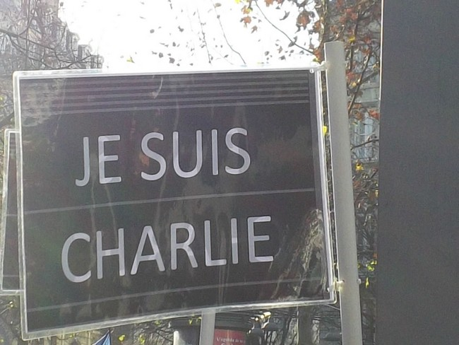 Je suis Charlie Bordeaux 11 janvier 2015