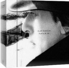 Alain Bashung - Scan du Coffret de l'Intégrale « A Perte De Vue » - Barclay - novembre 2009.