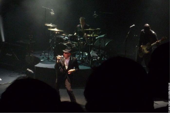 Alain Bashung Concert Live Olympia 15 juin 2008.
