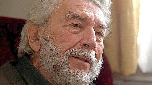 Alain Robbe-Grillet 1922 -2008.