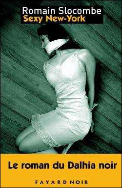 "BDSM et Thriller: ""Sexy New York"" (L'Océan de la Stérilité Tome II) de Romain Slocombe - Editions Fayard Noir - Mars 2010."
