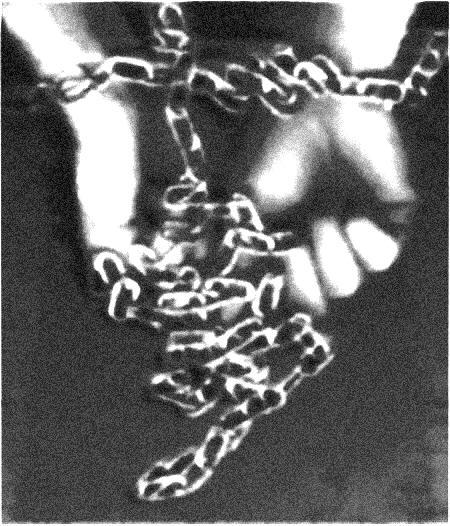 BDSM Chaînes qui se dénouent.