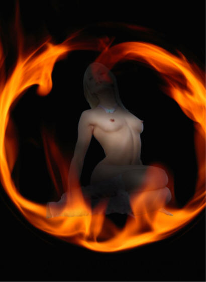 BDSM Feu de la Saint-Jean AURORAWEBLOG.