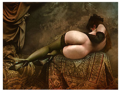 BDSM Jan Saudek Callypige.