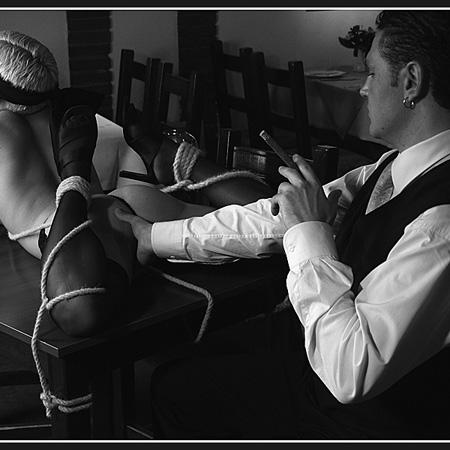 BDSM Art Domination Soumission Jeanette Devno Eroticartproject photographie 12.