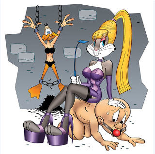 BDSM Looney Tunes By bathgate212 sur Flickr