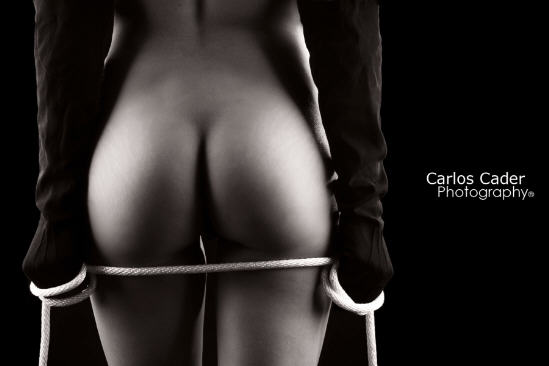 BDSM Photographie Carlos Cader Cordes.