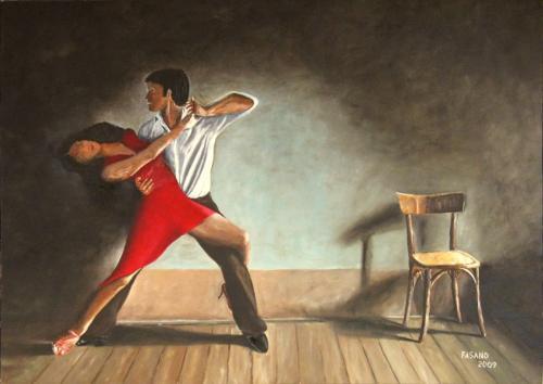 BDSM Tango Tableau R. Fasano.