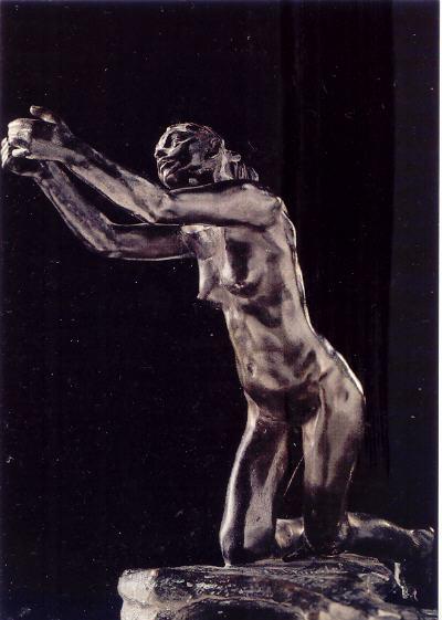 Camille Claudel Bronze L'Implorante vers 1895