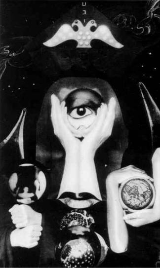 Claude Cahun Collage 1932.