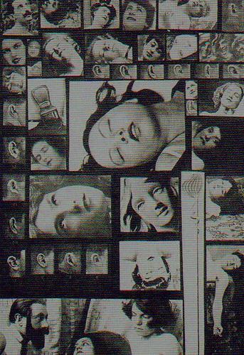 """Salvador Dali Photomontage """"Le phénomène de l'extase""""1933."""