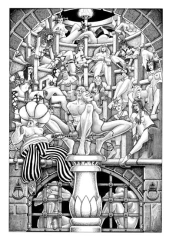 BDSM David Selwood Slave Market.