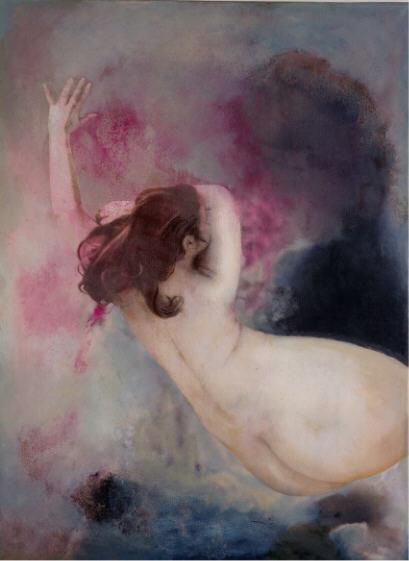 Emma, un tableau de Julia Dasic.