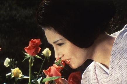 """""""Fleur secrète"""", un film de Masaru Konuma avec Naomi Tani."""