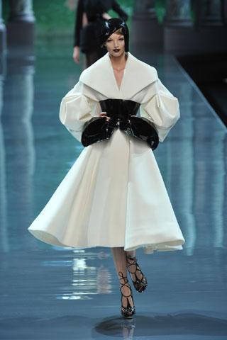 Galliano Dior Haute Couture Femme 2009