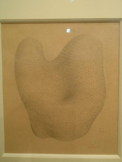 """Hans Bellmer """"Corset Bastille"""" ou """"Le corselet de Sade"""" 1948 FIAC 2008 Galerie 1900-2000."""