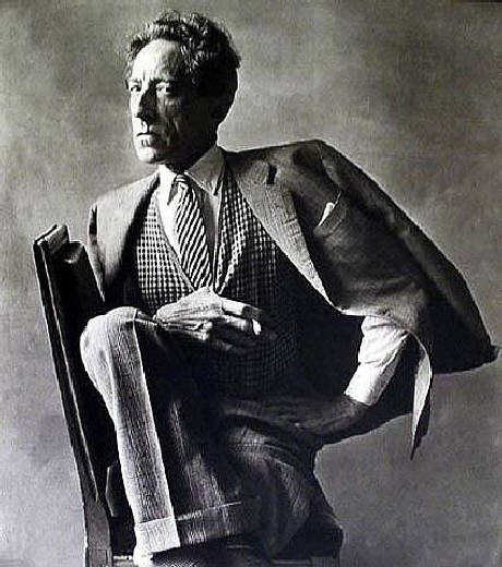 Irving Penn Jean Cocteau 1949.