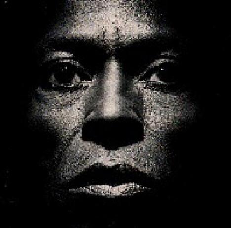 Irving Penn Miles Davis 1969.