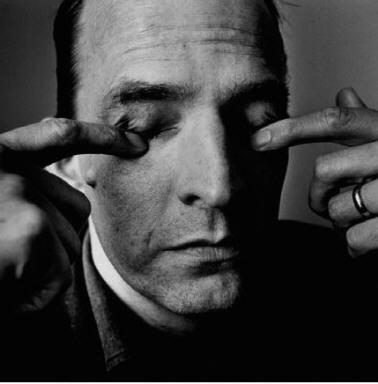 Irving Penn Ingmar Bergman 1964.
