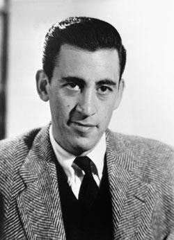 J.D.Salinger 1er Janvier 1919 - 27 Janvier 2010.