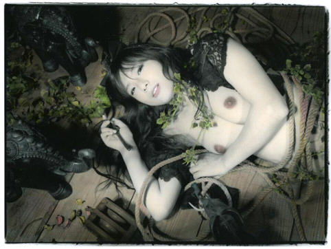 Ken-ichi Murata Shibari's Ropes Princess of Desire 2007-2008
