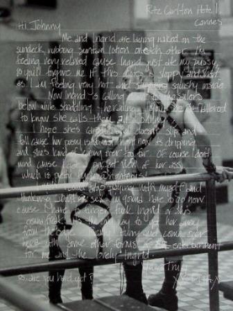 """Le harnais BDSM de Madonna dans """"Sex"""" de Steven Meisel 1992."""