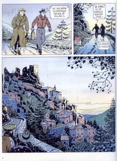 « Le Vampire de La Coste » de Didier Savard - (Une Aventure de Dick Hérisson - Volume 4) - Dargaud Editions - 2002.