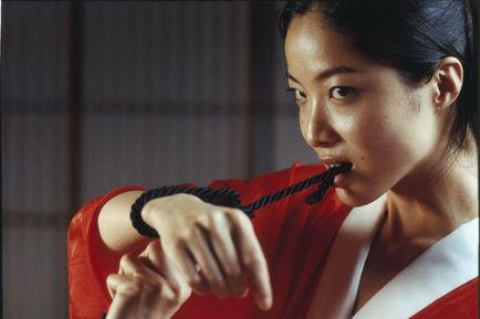 Lika Minamoto dans Inju, la bête dans l'ombre, un film de Barbet Schroeder.