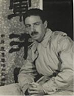 Man Ray: Portrait non daté de George Hodel.