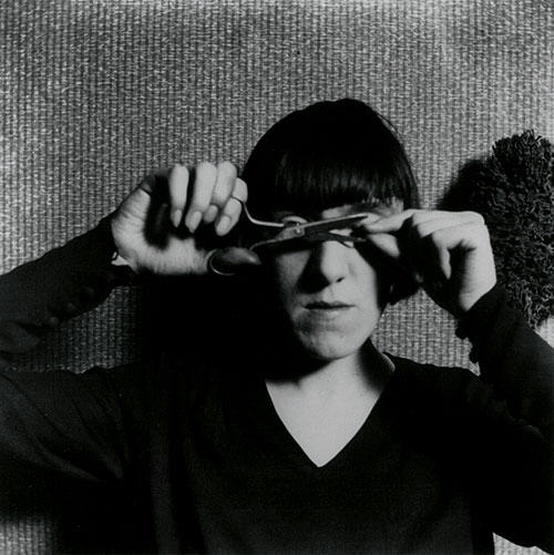 """Paul Nougé """"Cils coupés"""" série La Subversion des images 1929."""