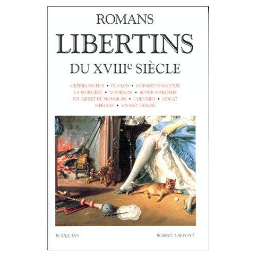 """BDSM """"Thérèse philosophe"""" dans """"Romans Libertins du XVIIIème siècle"""" présentés par Raymond Trousson, Collection """"Bouquins"""" chez Robert Laffont, réédition 2008."""