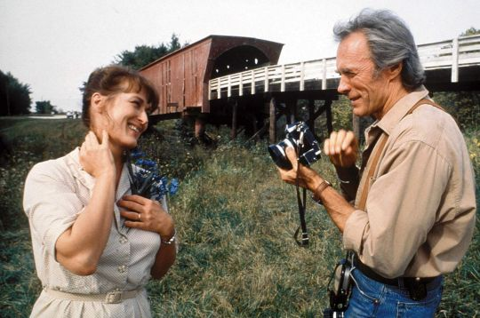 Sur la route de Madison (The Bridges of Madison County) Clint Eastwood Meryl Streep,1995.