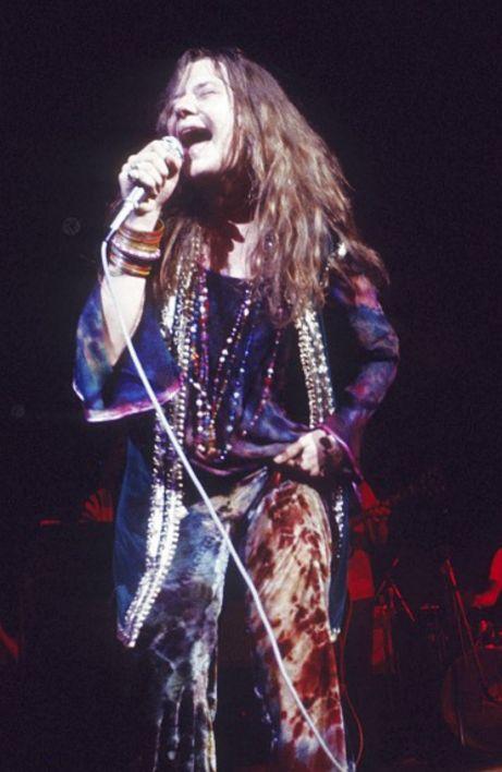 Woodstock 1969, Janis Joplin AURORAWEBLOG.