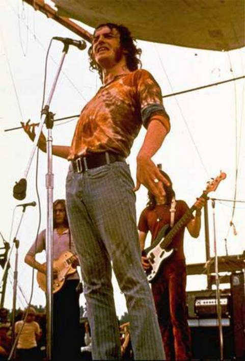 Woodstock 1969, Joe Cocker AURORAWEBLOG.