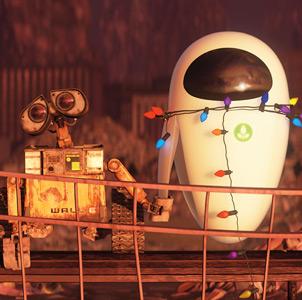 Wall.E d'Andrew Stanton Pixar Films 2007-2008.