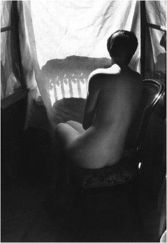 Willy Ronis Deena de dos 1955.