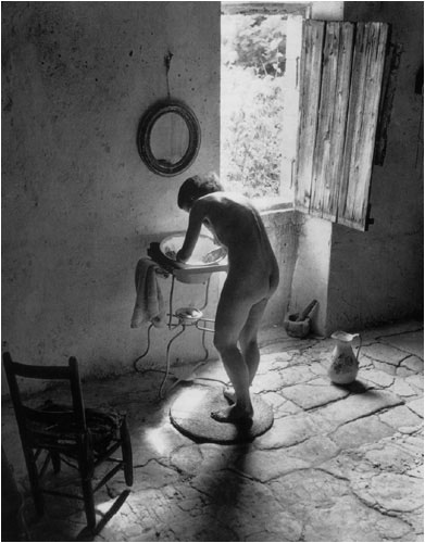 Willy Ronis Le Nu Provençal 1949.