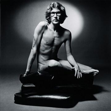 Yves Saint Laurent photographié par Jean Loup Sieff en 1971