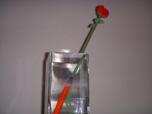 AURORAWEBLOG BDSM Badine en forme de rose.