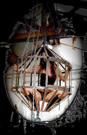 Cage BDSM Brevet Déposé.