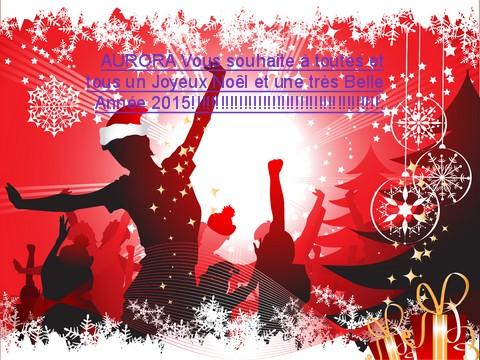 Fêtes de fin d'année 2014-2015 AURORAWEBLOG