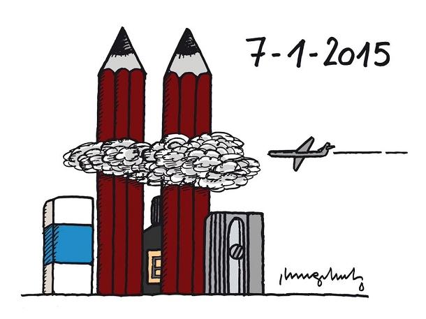 Charlie Hebdo, le 11 septembre français.