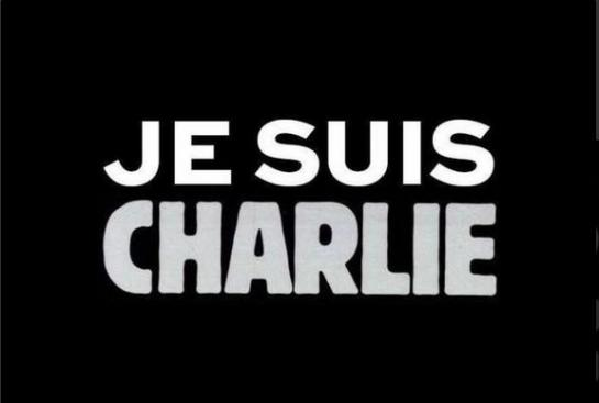 Je suis Charlie 07/01/2015