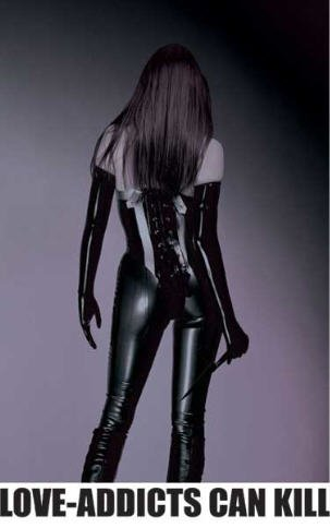 BDSM Fetish Latex Bob Carlos Clarke