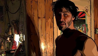 A Scanner Darkly Richard Linklater Keanu Reeves