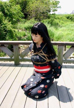 AURORAWEBLOG Shibari Photographer Kasumi