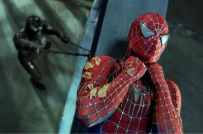 Spiderman 3 Spiderman and Venom