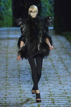 Galliano Dior Collection winter 2007