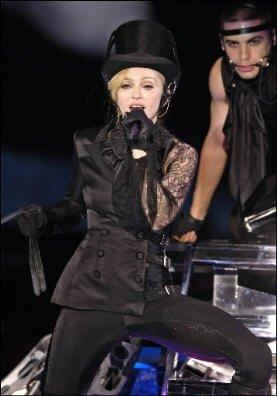 Madonna Confessions Tour 2006 AURORAWEBLOG