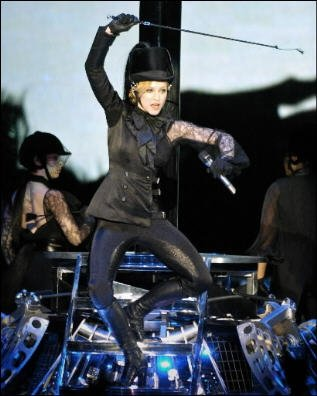 Madonna Amazone Jean-Paul Gaultier 2006 AURORAWEBLOG
